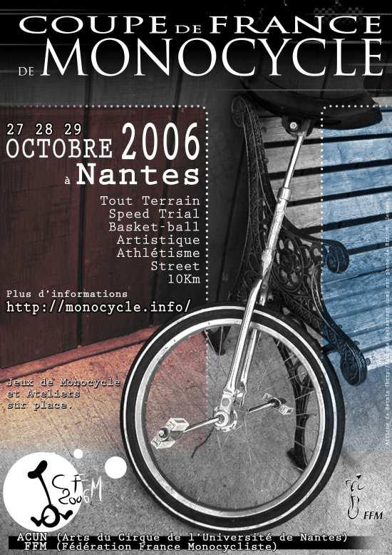coupe de france de monocycle